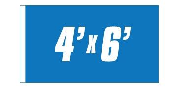 4x6 Ft