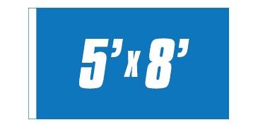 5x8 Ft