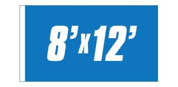 8x12 Ft