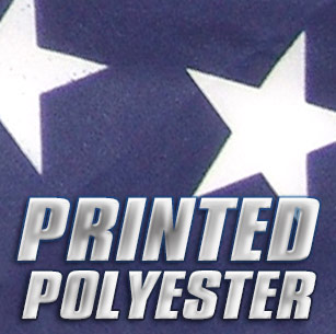 Printed Polyester