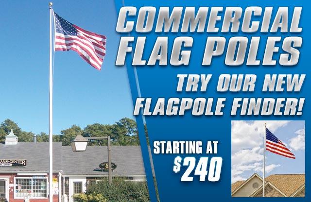 Commercial Flag Poles