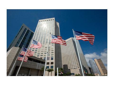 Commercial Grade Aluminum Flagpole
