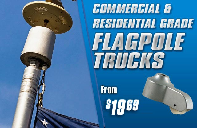 Flagpole Trucks from $19.69