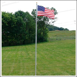 Flagpoles Shop By Height