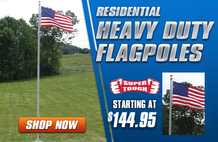 Super Tough Residential Heavy Duty starting at $144.95