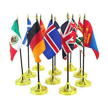 International Stick Flags