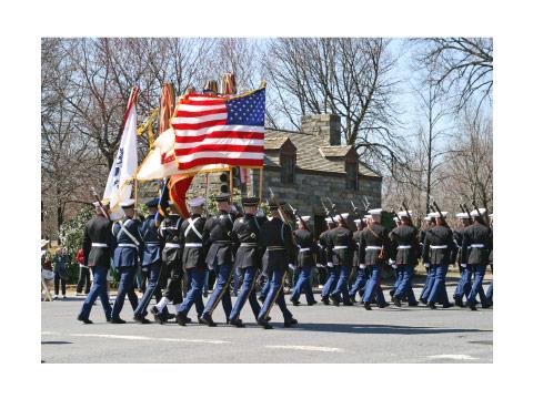 Parade Flagpoles & Accessories