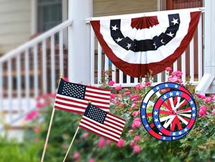 Patriotic Decoration