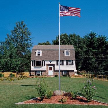 Wholesale Residential Flagpole Kits