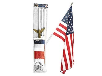 US Flag Wall Mounted Kits