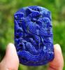 Lapis Lazuli  Phoenix Pendant