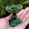 Jade Lotus Incense Holder