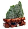 green jade  suiseki