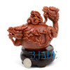 Hand Carved  ShouShan Stone Teapot