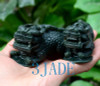 Jade Brave Troops Carving