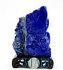 Lapis Lazuli Chinese Phoenix Bird Carving