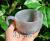 Hand Carved  Stone Coffee Mug