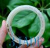 67mm White Jade Bangle