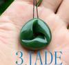 Jade Moebius Ribbon