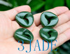Jade Möbius Strip Wholesale