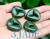 Jade Möbius Strip Clearance