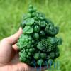 Carved Jade Fruit Basket
