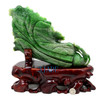 Hand Carved Jade Cabbage