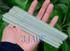 Natural Hetian Nephrite Jade Hair Stick /Hand Carved Hairpin Hair Pin