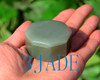 Hand Carved Nephrite Jade Gemstone Container