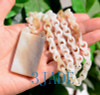 Link Chain Jade Necklace