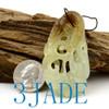 jade gemstone shrimp