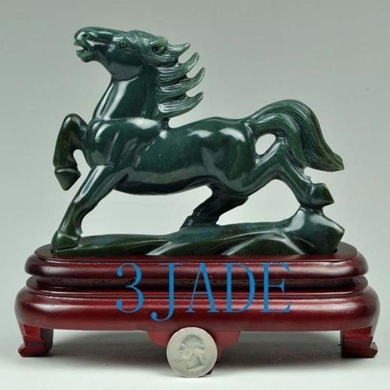 animal horse statue