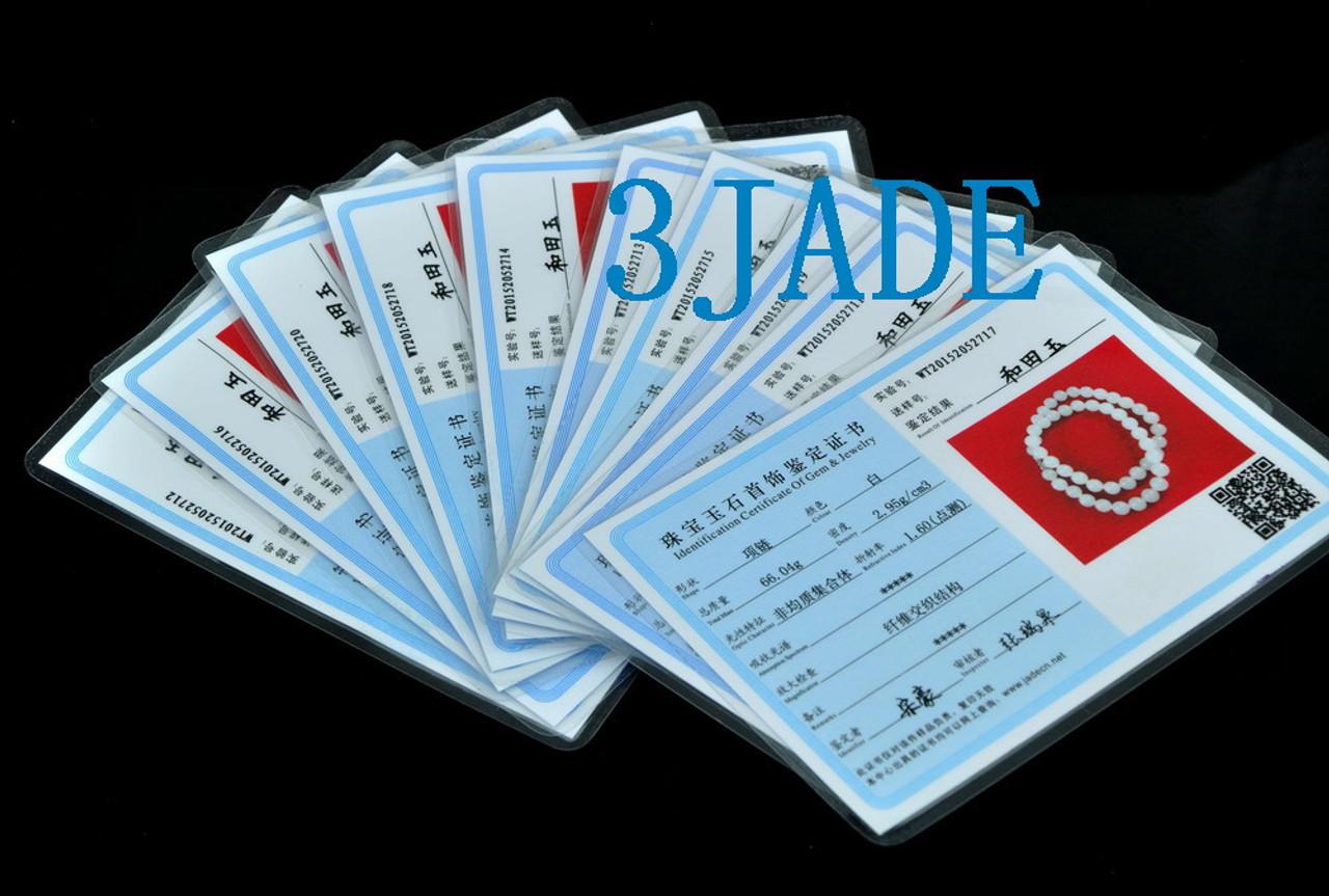 certified jade