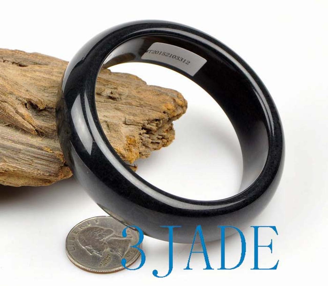 black nephrite jade