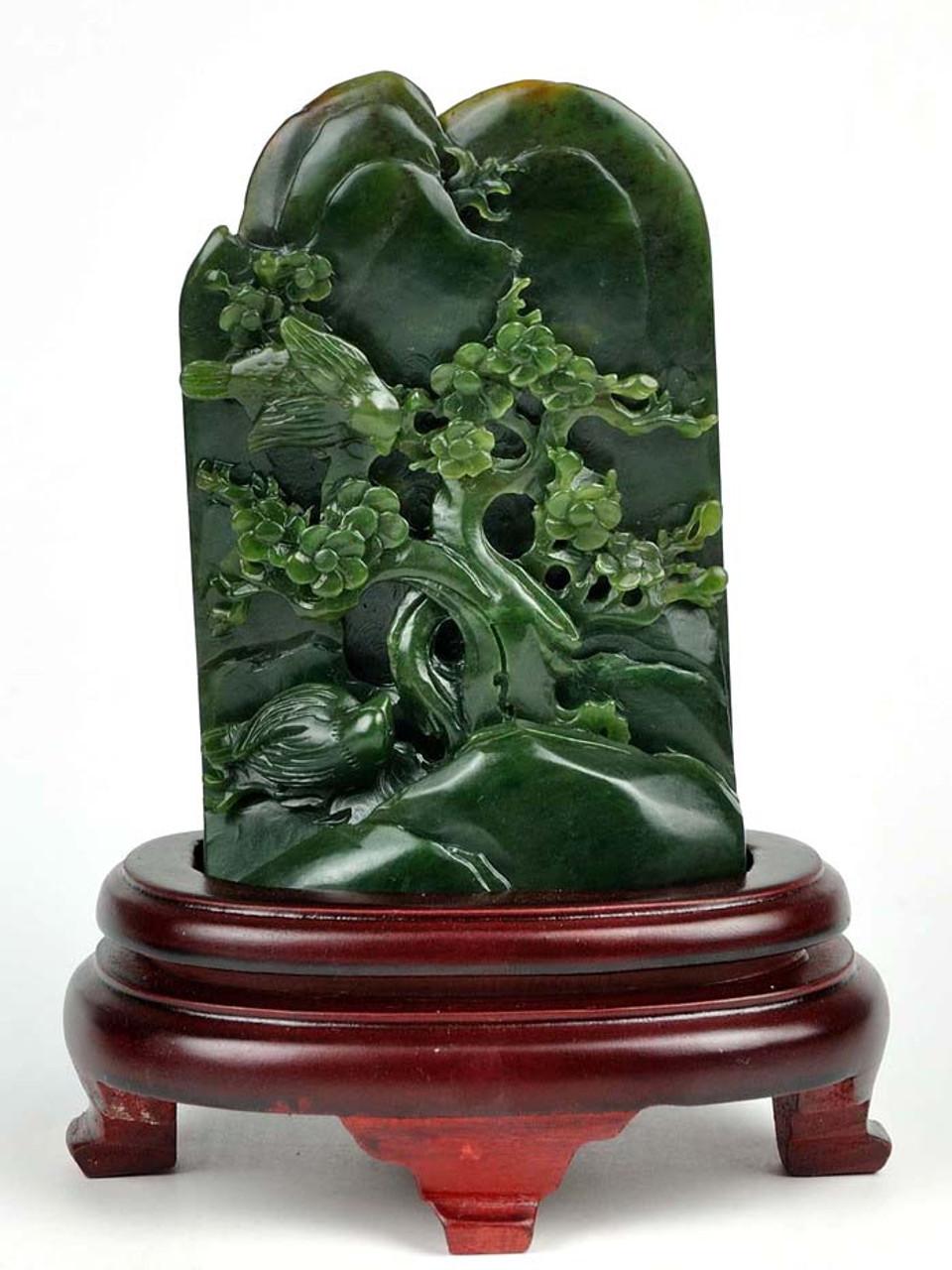 jade bird flower