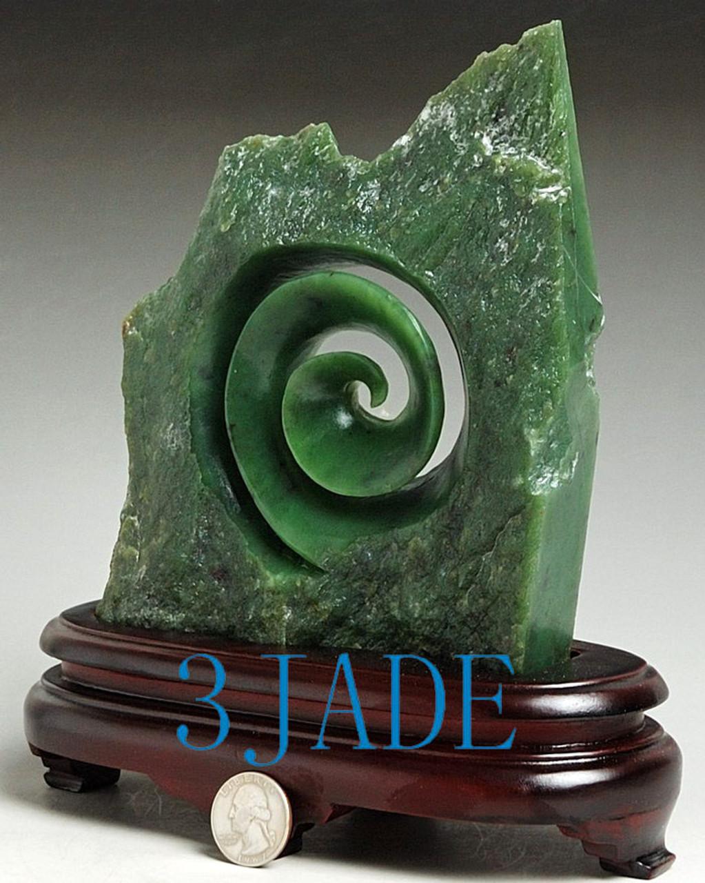 jade spiral