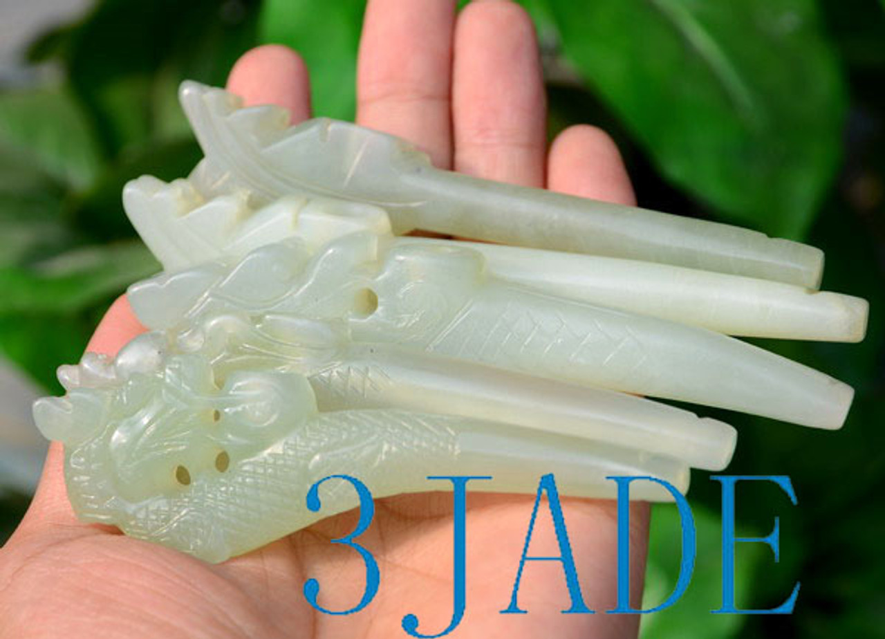 10pcs Carved Dragon Shape Serpentine Cigarette Holders /Tobacco Pipes Wholesale