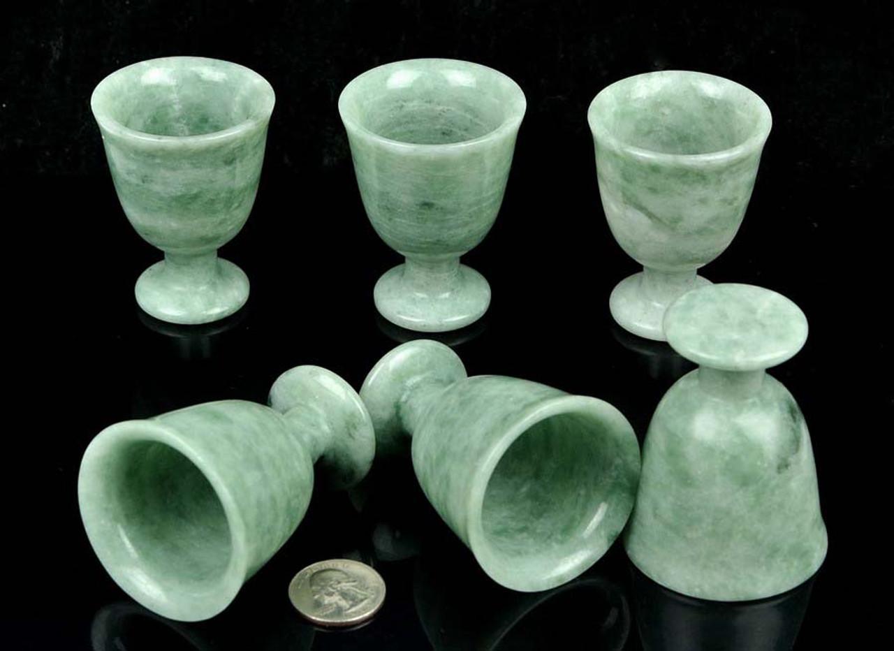 Calcite  Stone Cup