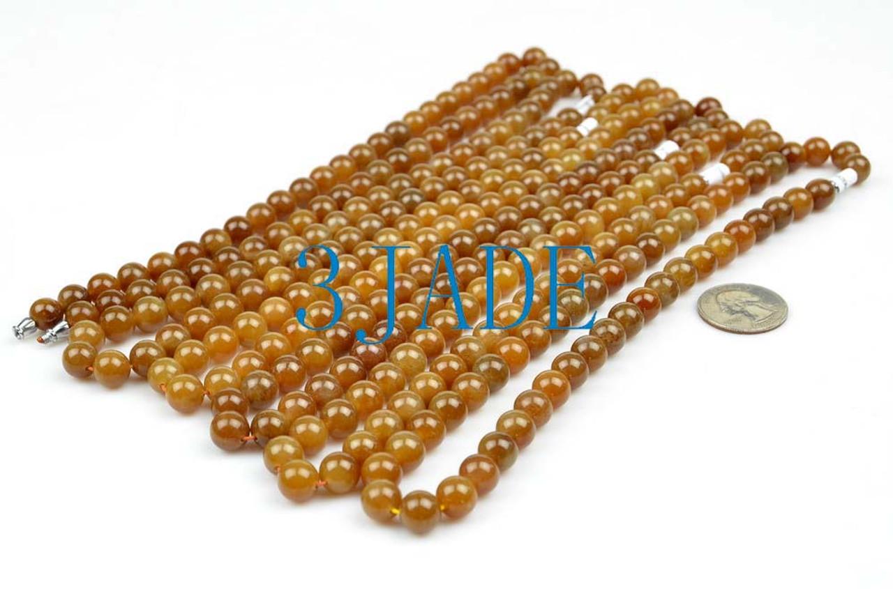 Hetian honey jade