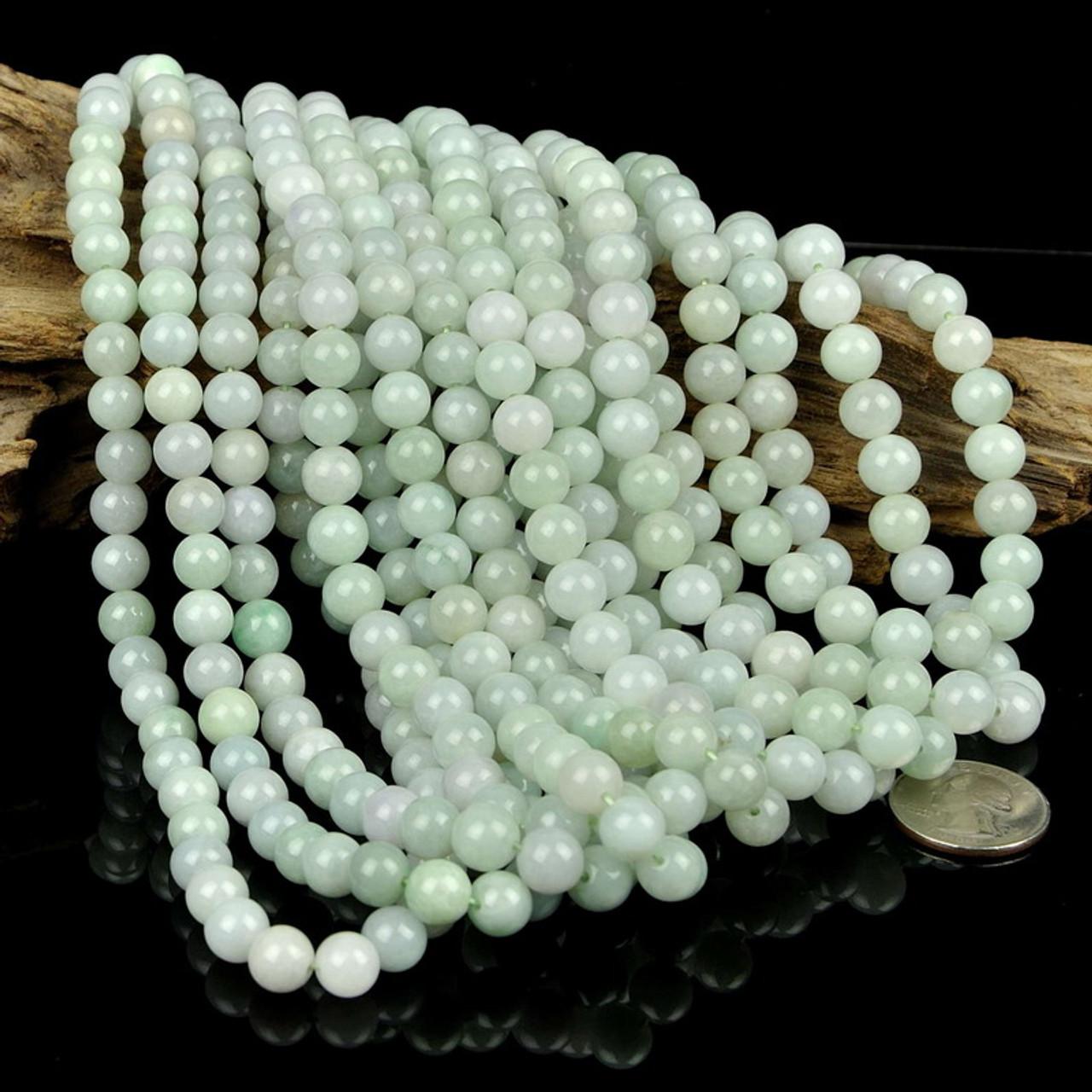 jadeite beads