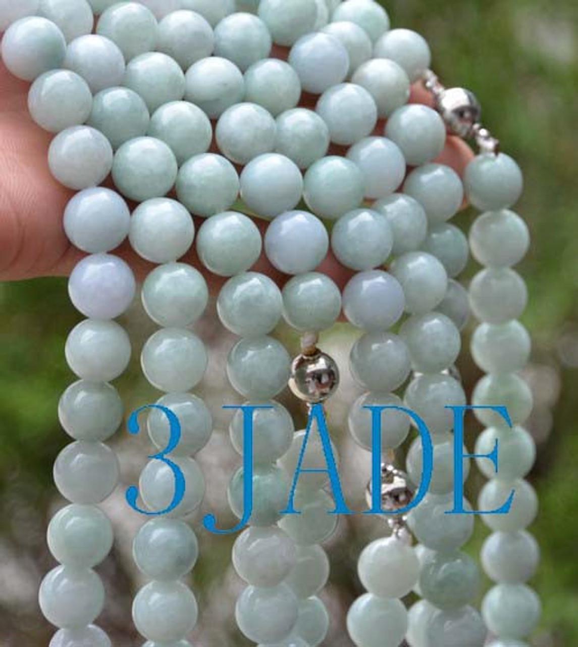 A Grade Jade Necklace
