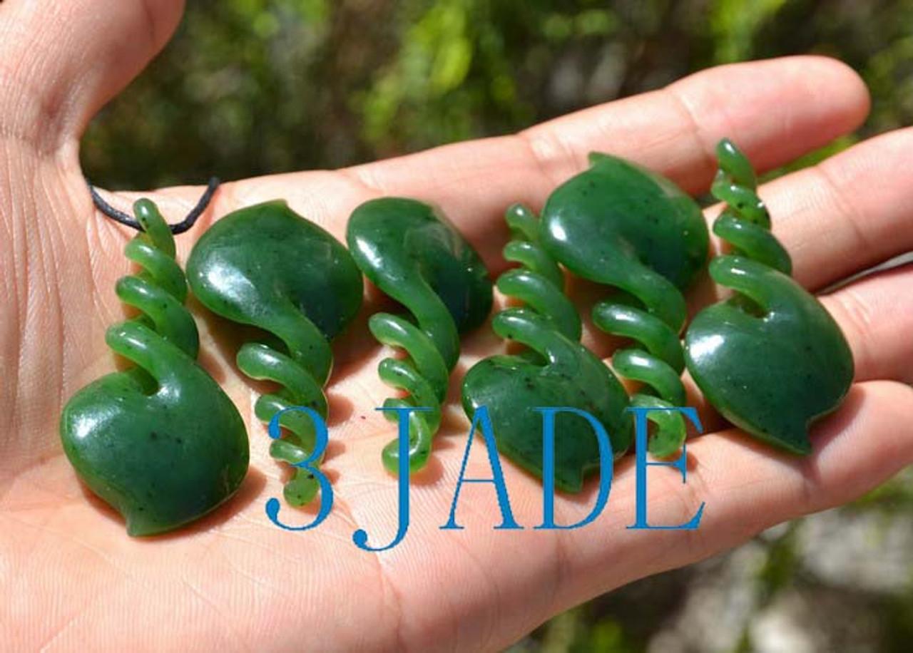 green jade twist