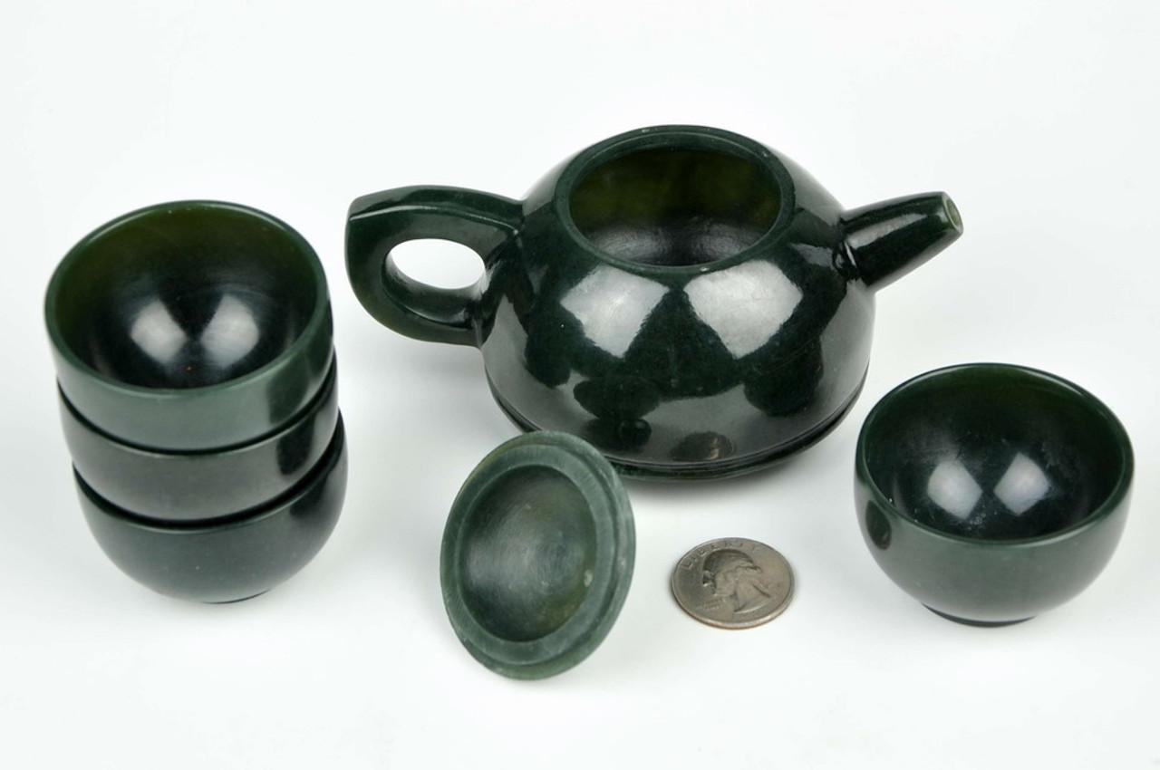 jade tea sets