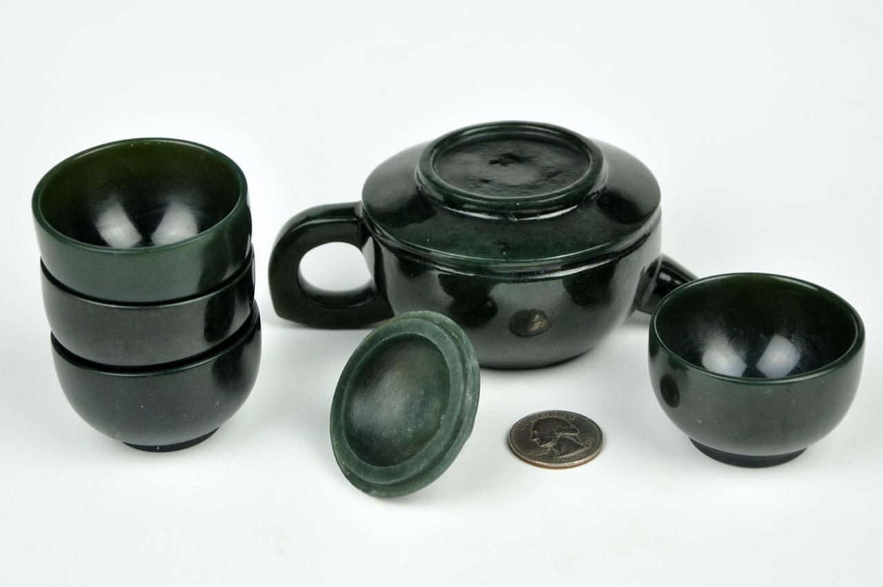 stone tea set