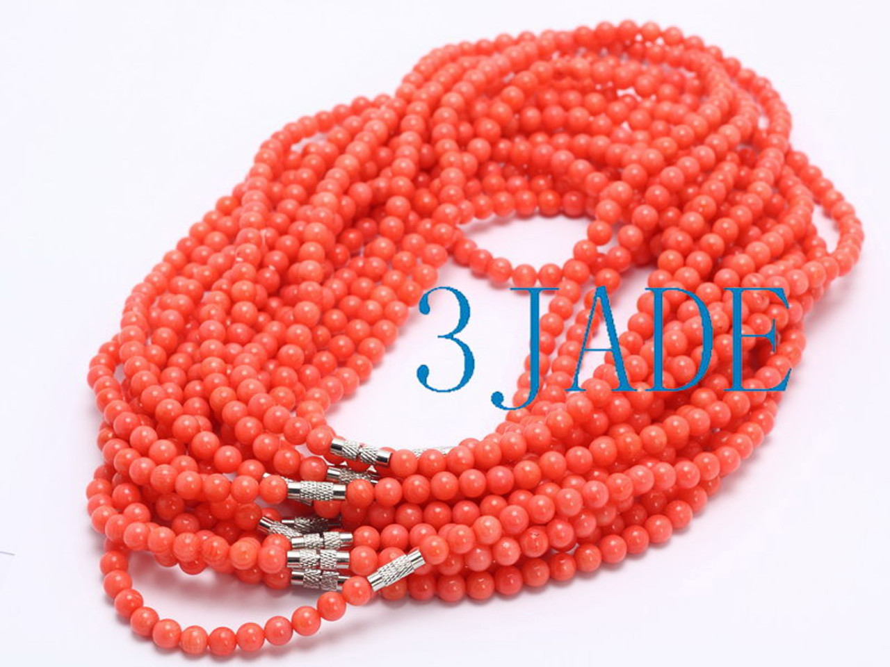Genuine Beads Necklace