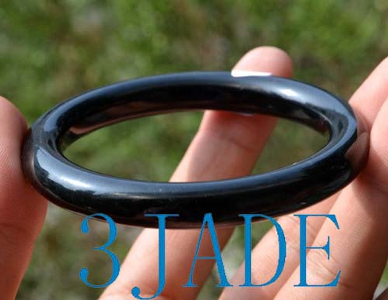 black jade bracelet