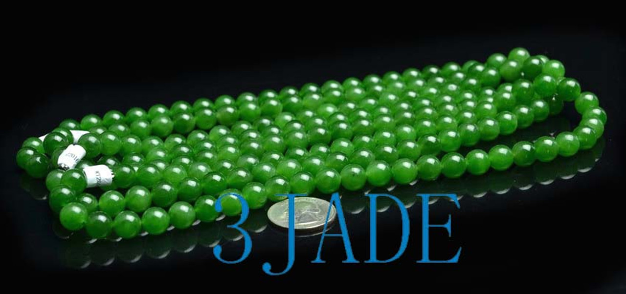 fine jade necklace