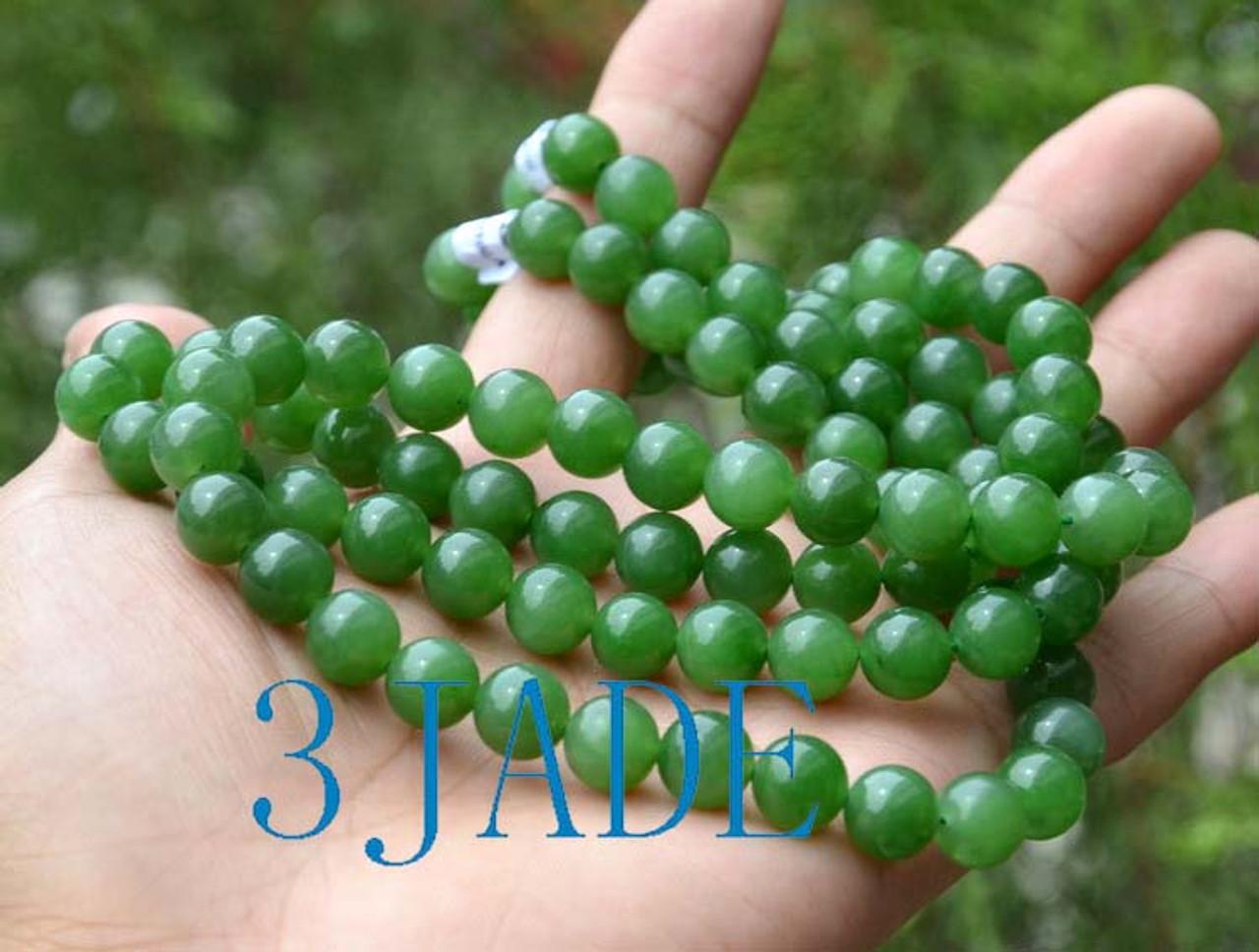 A Grade Green Jade