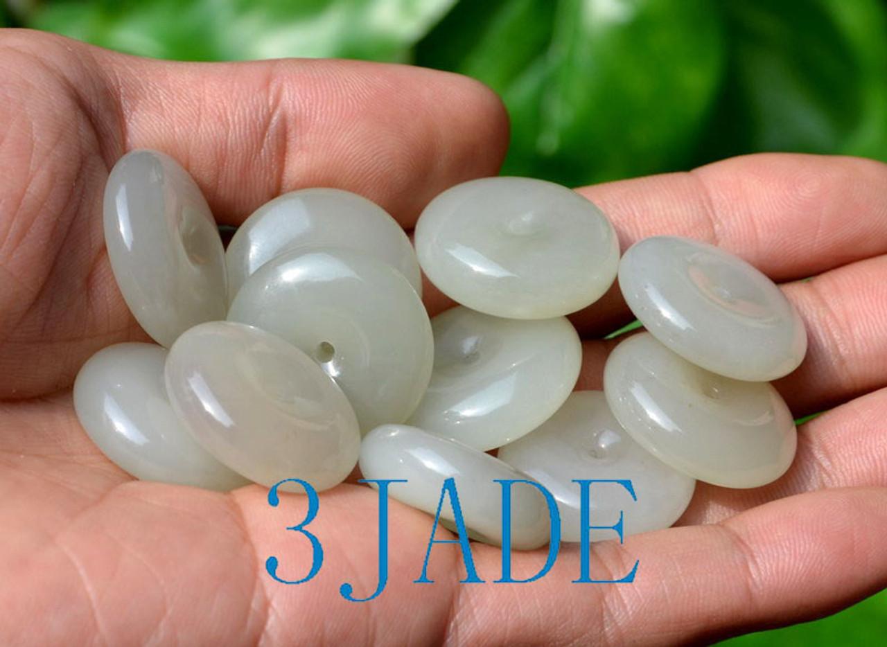 White Nephrite Jade