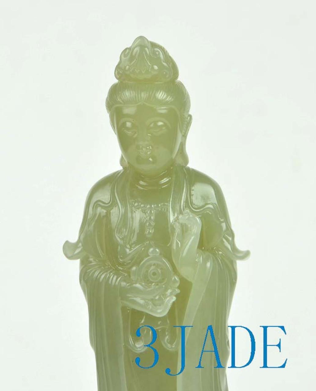 jade Guanyin